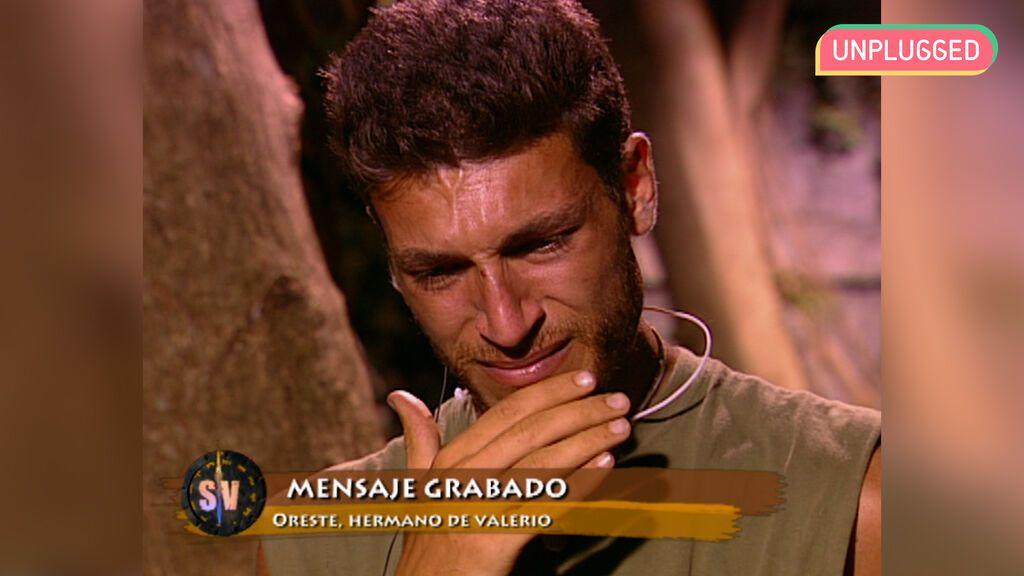 Valerio Pino en 'Supervivientes 2007'