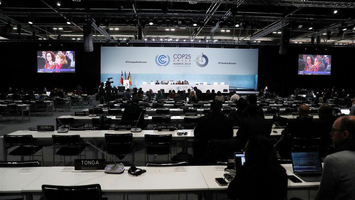 Imagen de la COP25 celebrada en Madrid en 2019