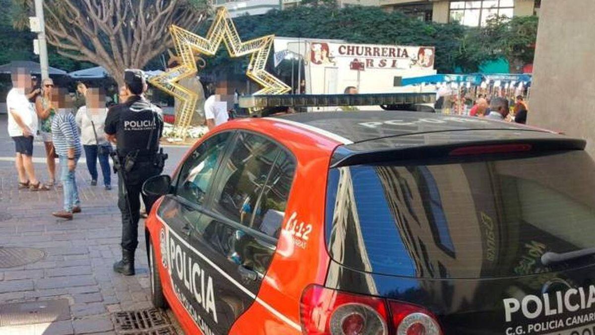 Detenido tras intentar llevarse por la fuerza a una menor de 15 años en La Laguna (Tenerife)