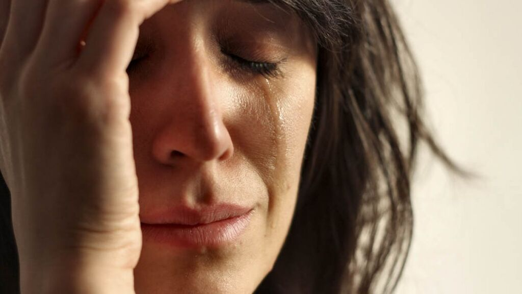 En algunas ocasiones, el llanto será sanador.