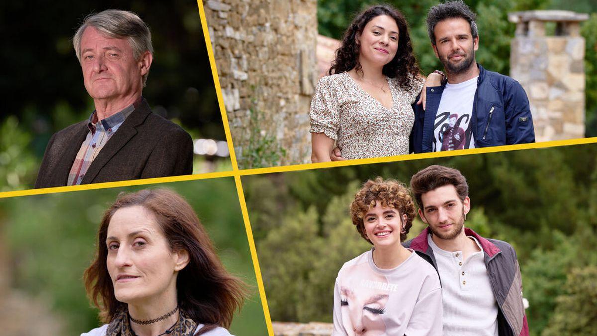 Seis nuevos personajes llegarán a Peñafría en la tercera temporada de 'El Pueblo'