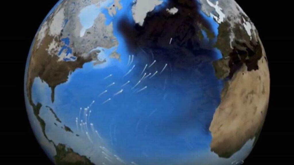 La paralización inminente de la principal corriente marina del Atlántico cambiará radicalmente el clima europeo en los próximos años