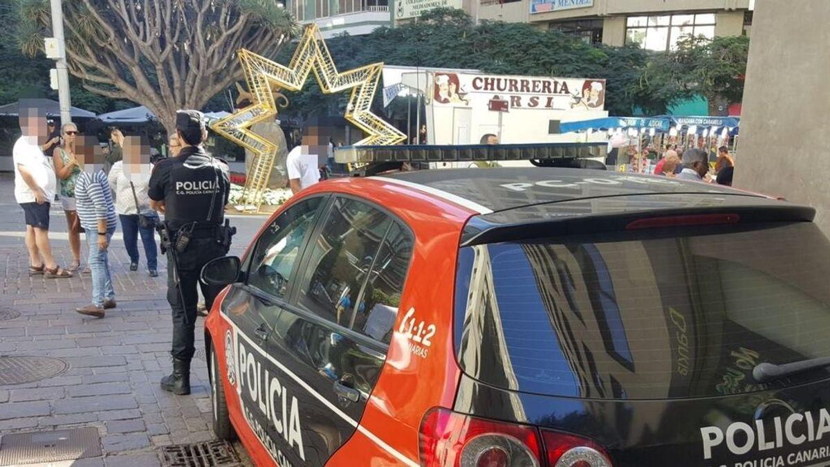 Detienen a un hombre por intentar llevarse por la fuerza a una menor de 15 años en Tenerife