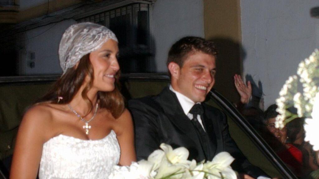 Susana y Joaquín se casaron hace 16 años.