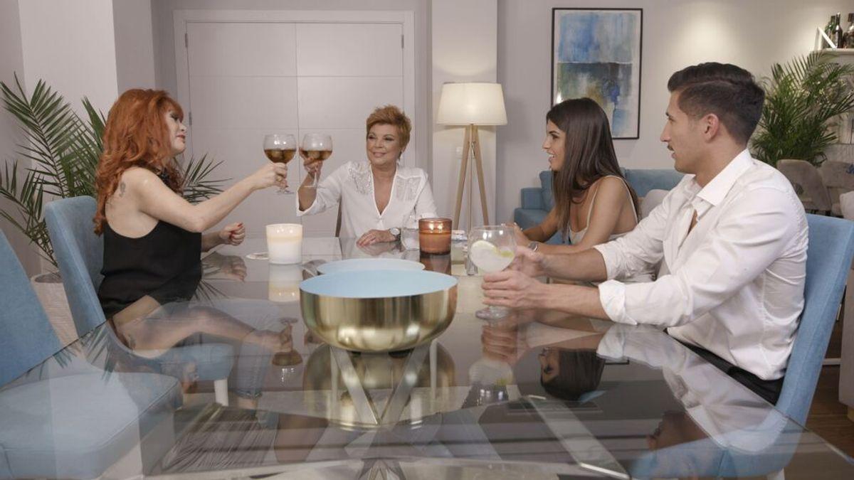 Terelu Campos, anfitriona en la nueva entrega de 'Ven a cenar conmigo. Gourmet Edition'
