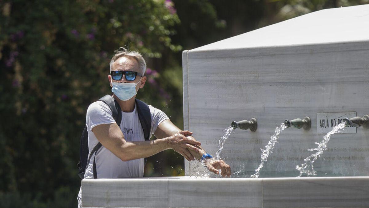 España, en riesgo extremo: la ola de calor pone en alerta a más de 30 provincias por temperaturas de hasta 41ºC