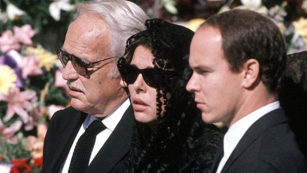 La muerte de su marido fue uno de los momentos más traumáticos de su vida.