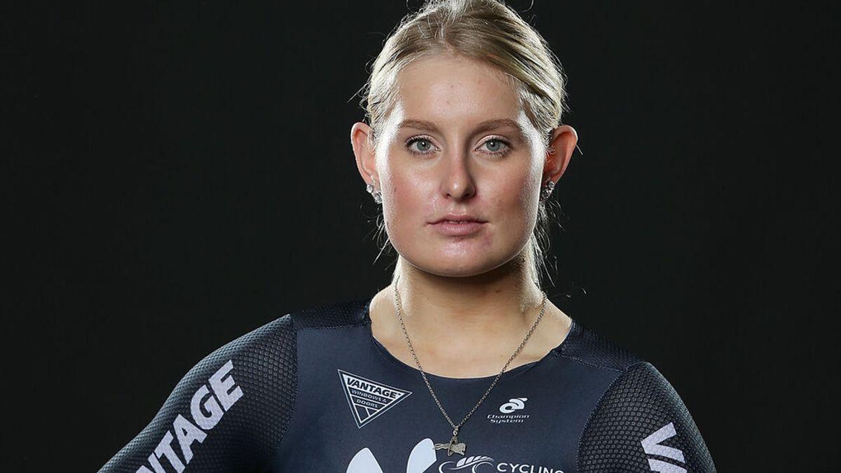 Hallan muerta en su casa a la exciclista olímpica neozelandesa de 24 años Olivia Podmore