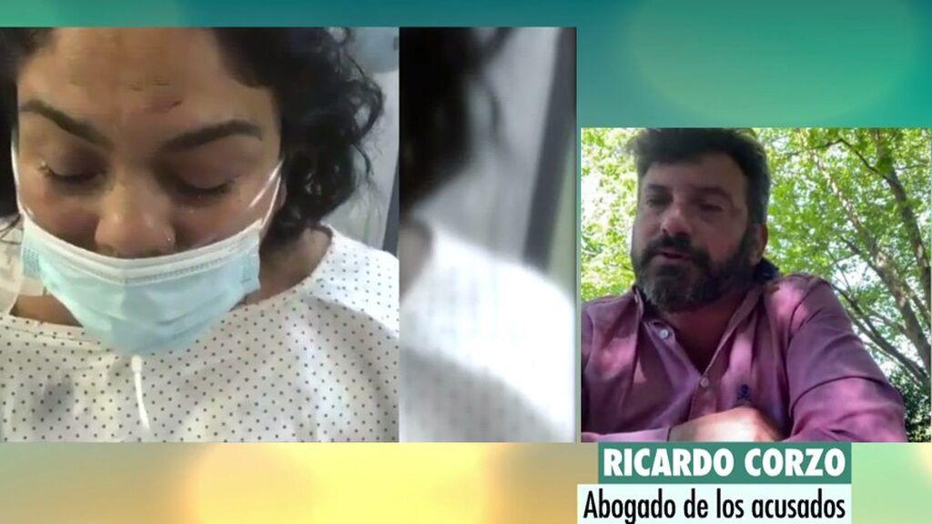 """La versión de los acusados por Saray Montoya: """"Saray estuvo a punto de matarla"""""""