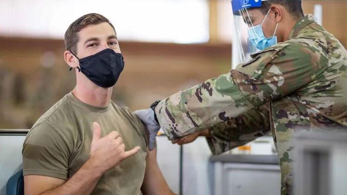 El Pentágono anuncia que la vacuna contra el coronavirus será obligatoria para lo militares en EEUU