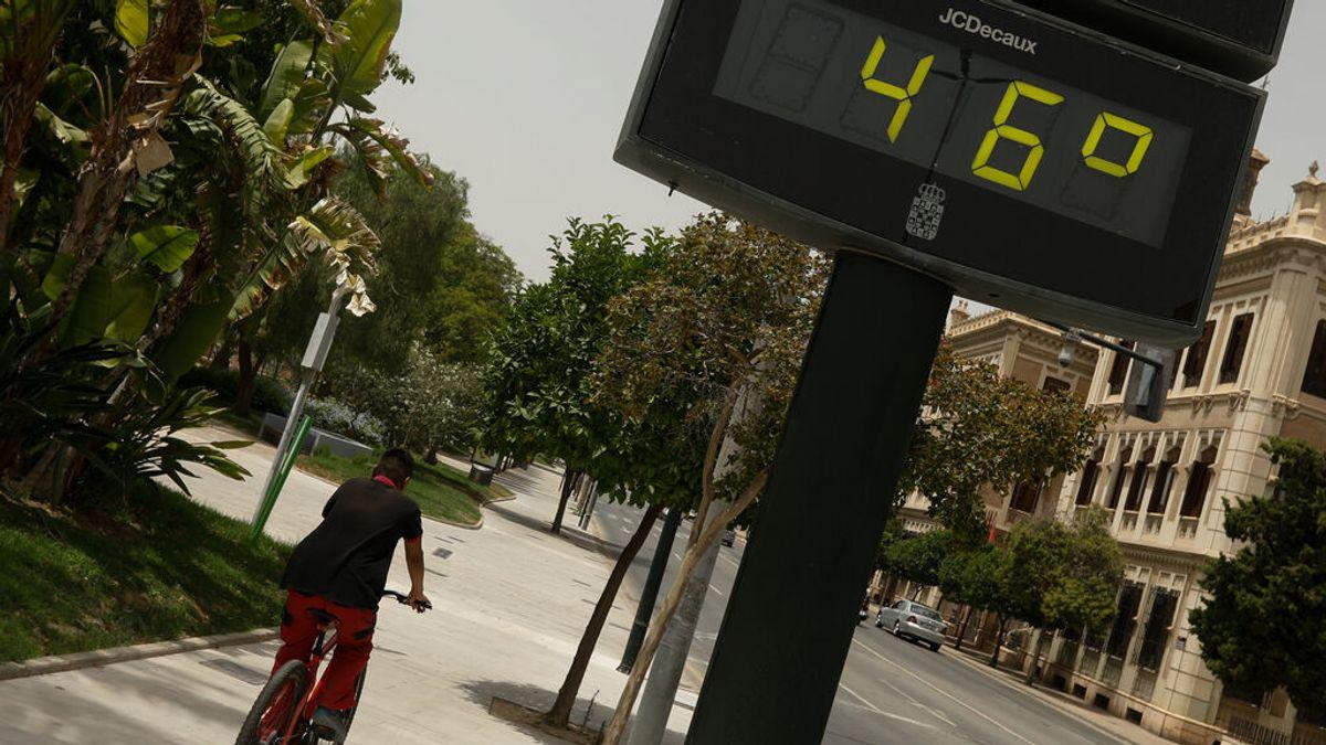 Las futuras olas de calor en España, más intensas y frecuentes