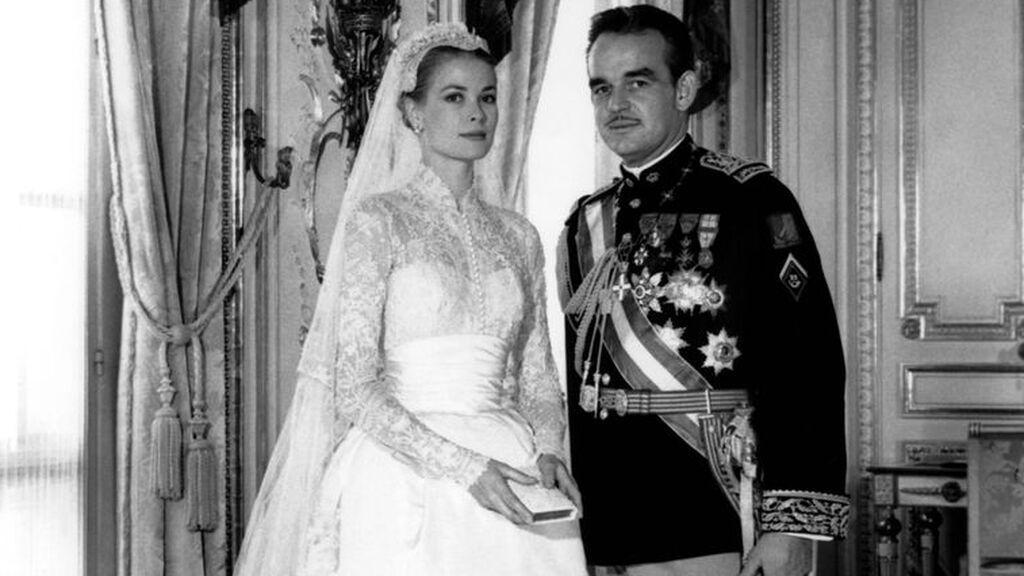 Fue en 1956 cuando contrajeron matrimonio.