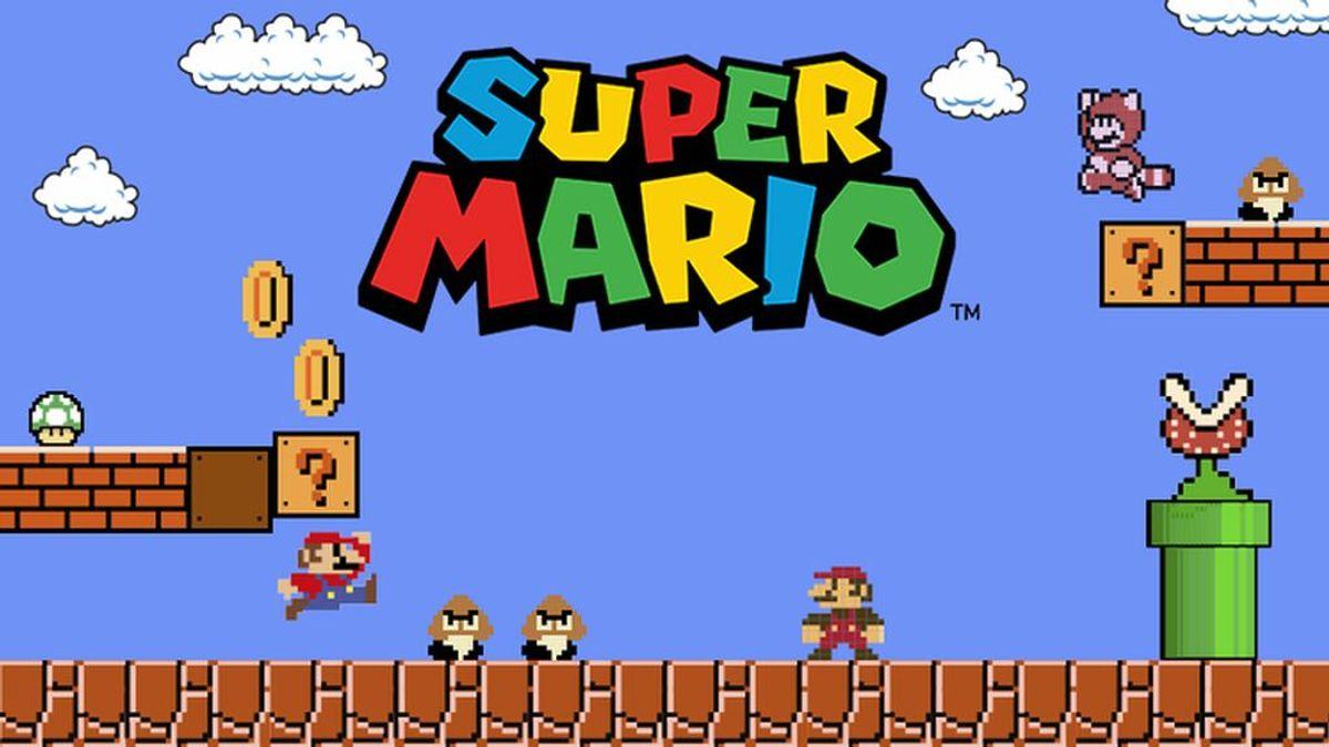 Una copia sin abrir de Super Mario Bros. se vende por un precio récord de 1,71 millones de euros
