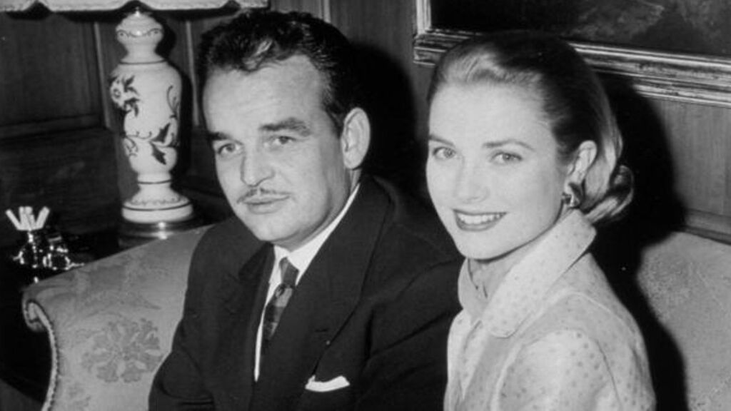 Grace Kelly y Raniero se conocieron en Mónaco.