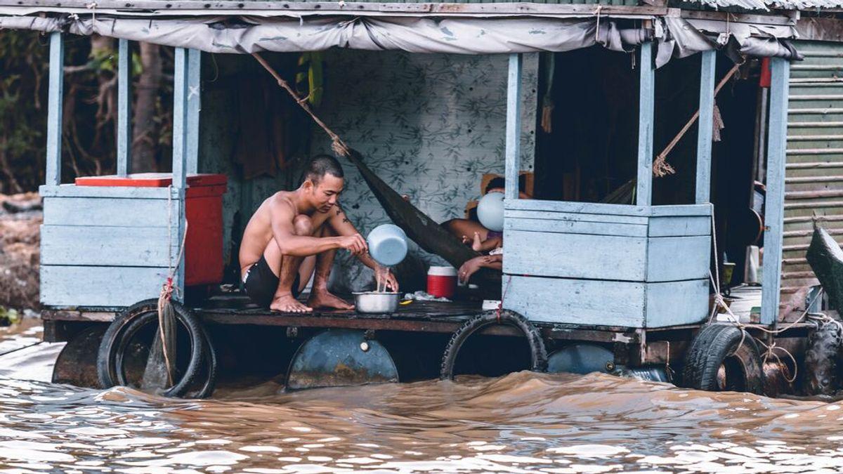 Informe IPCC: por qué el cambio climático causa tormentas e inundaciones más intensas