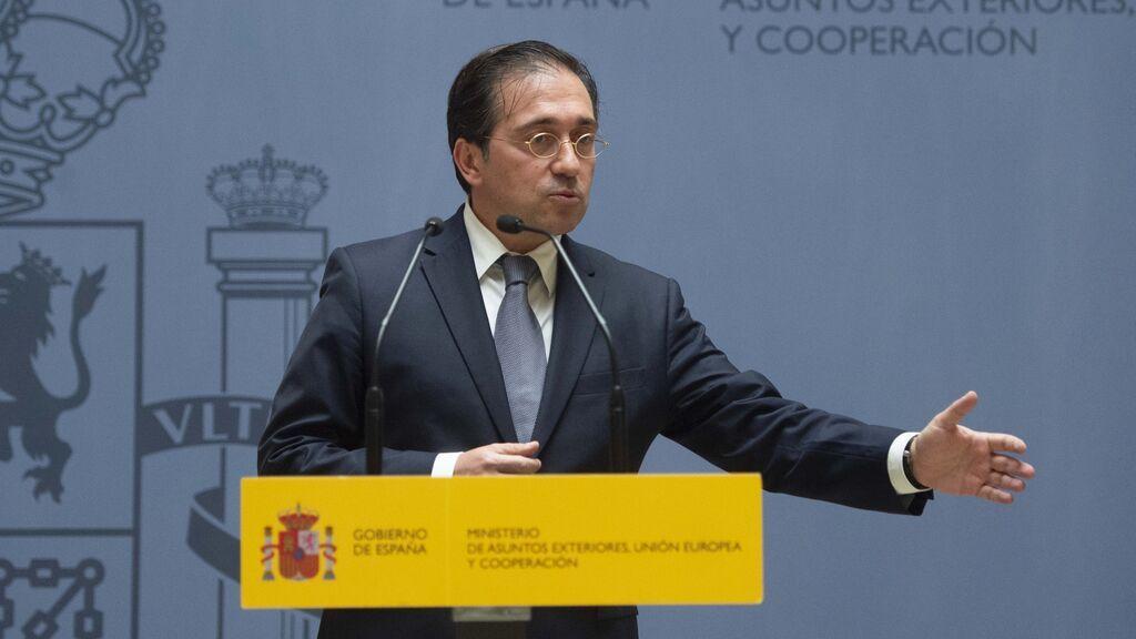 """España llama a consultas a su embajadora en Nicaragua tras las acusaciones de """"intromisión"""" de Managua"""