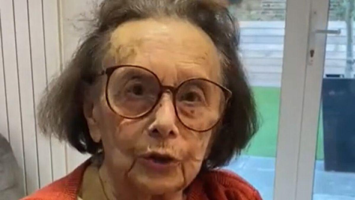 Una superviviente del Holocausto se convierte en estrella de TikTok a los 97 años