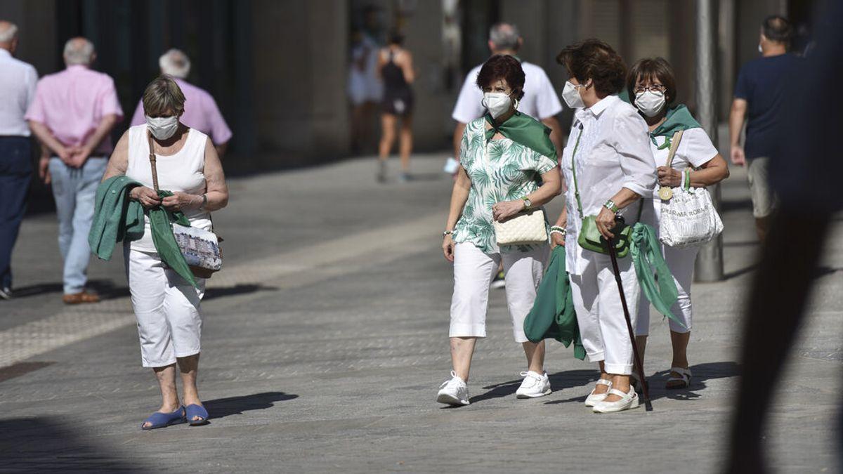 España baja de 10.000 hospitalizados a causa del covid por primera vez desde julio