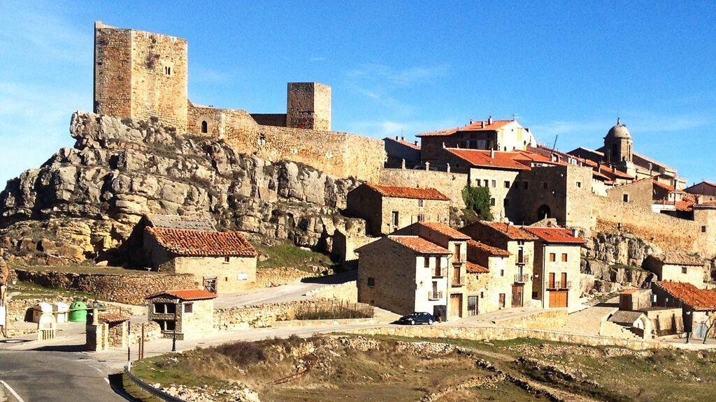 Puertomingalvo, en Teruel.