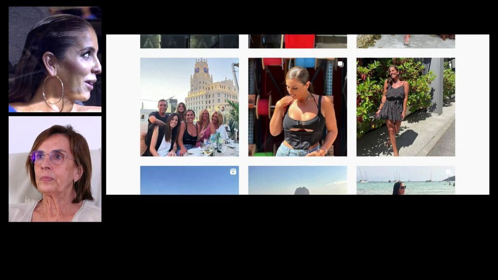 Las redes sociales de Anabel Pantoja