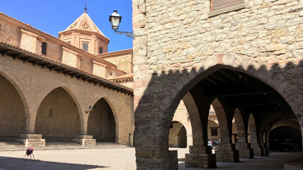 Cantavieja, en Teruel.