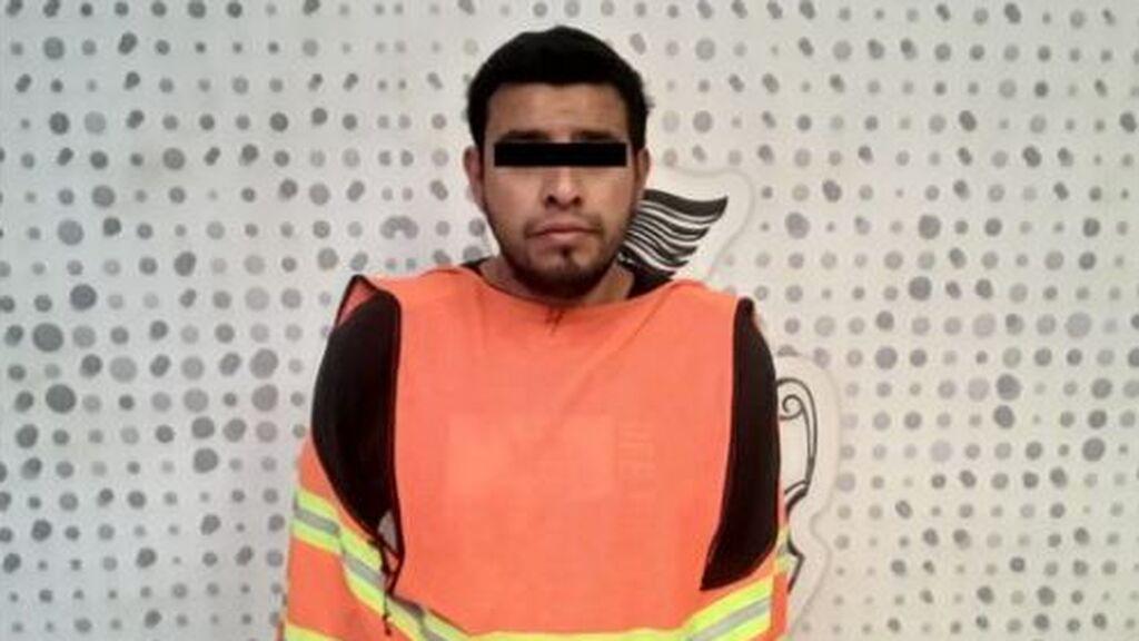 El hombre de 31 años identificado como Moctezuma Arentsen L. A