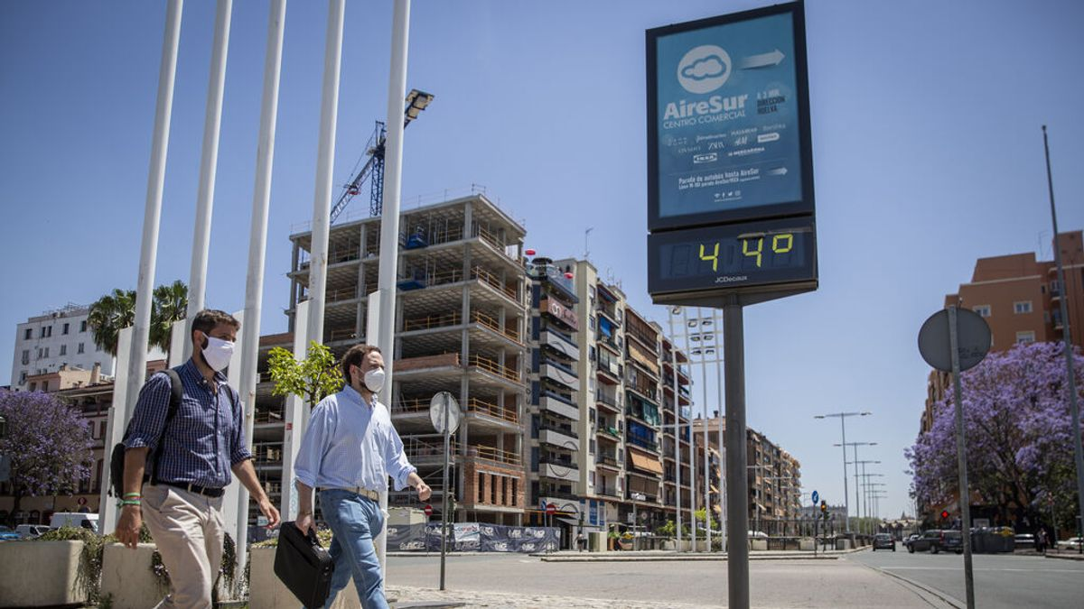 De Écija a Comillas, los 25 grados de diferencia que se esperan en la ola de calor