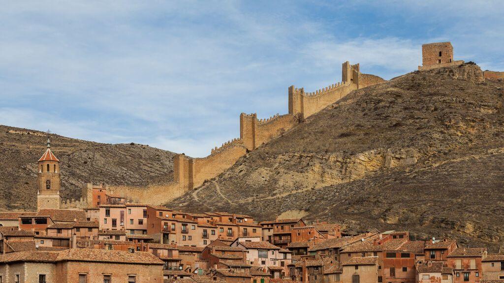 Albarracín, en Teruel.