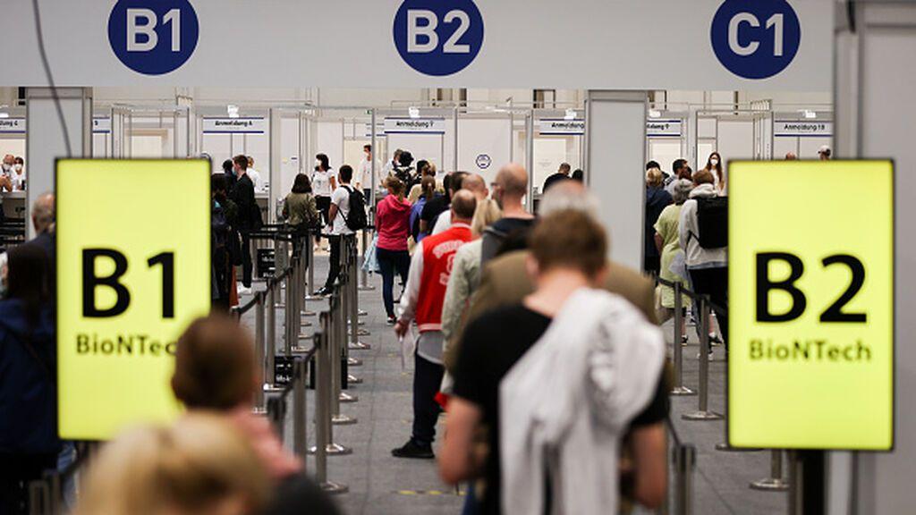 Alemania cobrará la realización de tests covid para reactivar la vacunación