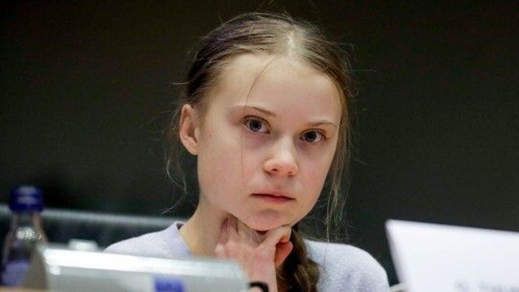 Greta Thunberg fue diagnosticada cuando aún era muy pequeña.
