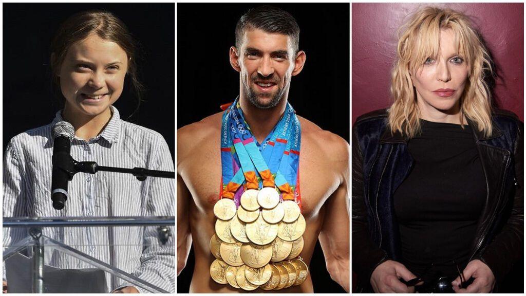 Famosos con autismo que desconocías y que se han convertido en todo un símbolo de superación: de Greta Thunberg a Michael Phelps y Courtney Love.