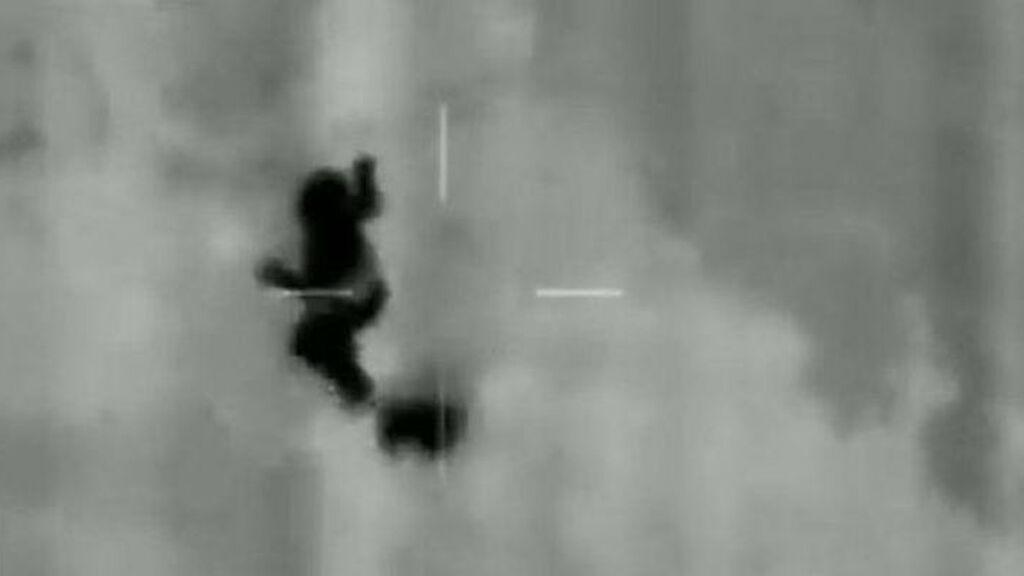 Encuentran sana y salva a una niña de seis años perdida en un bosque gracias a la tecnología de la cámara infrarrojos del helicóptero policial