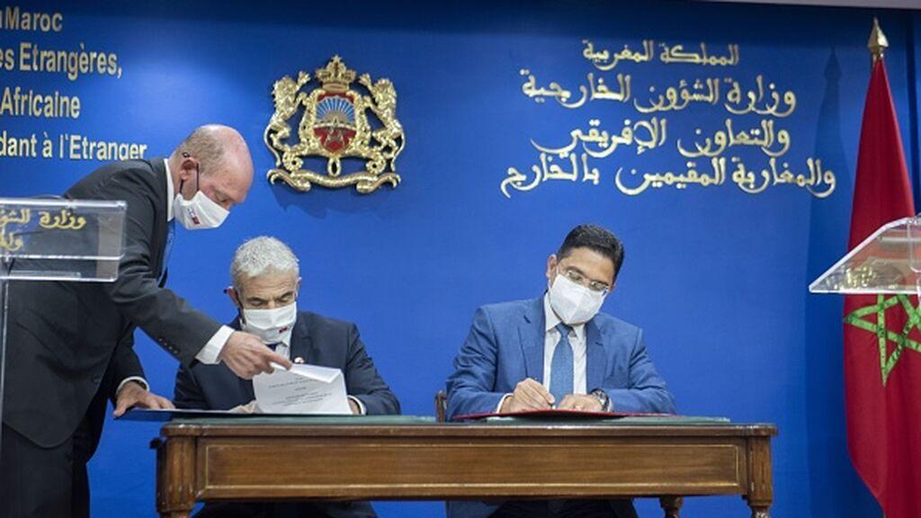 La visita del ministro israelí de Exteriores a Marruecos confirma la asociación Rabat-Tel Aviv