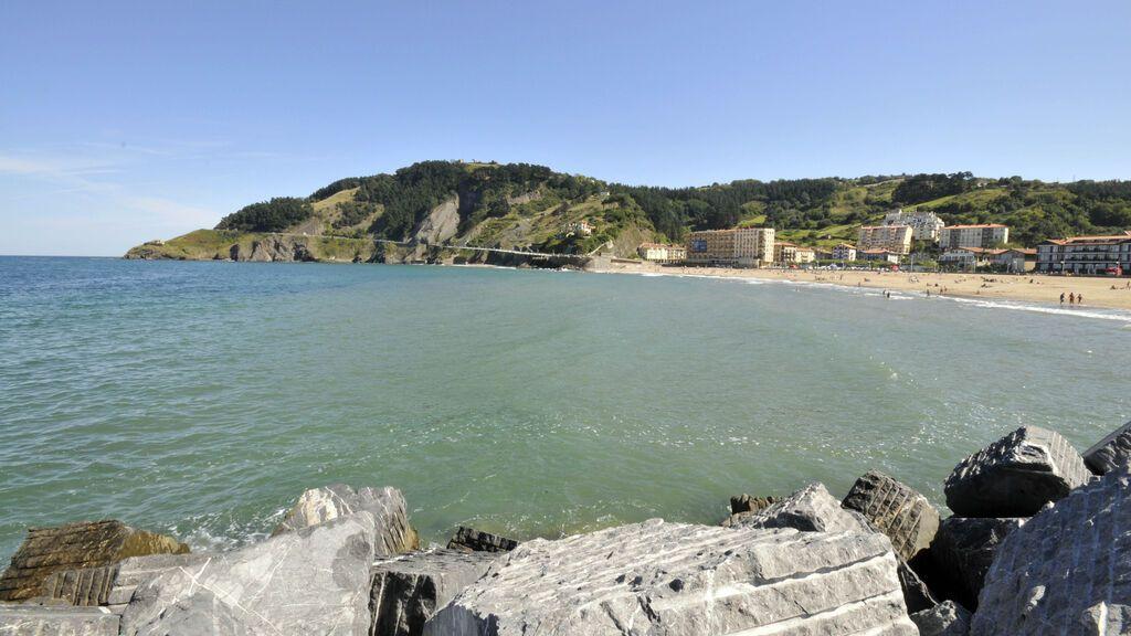 Playa de Deva.