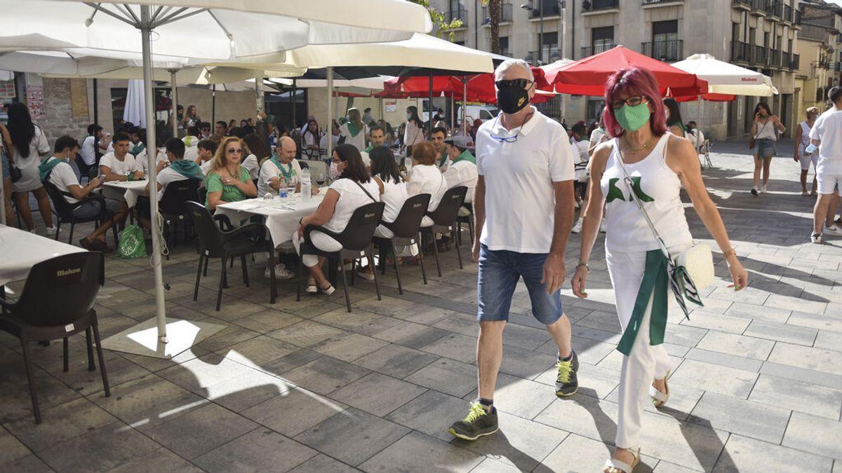 Los hospitalizados por covid en España continúan disminuyendo