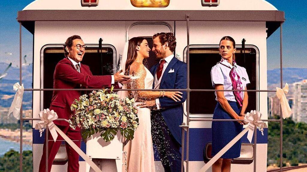 'Sí, quiero (Corredor)', una disparatada boda a bordo