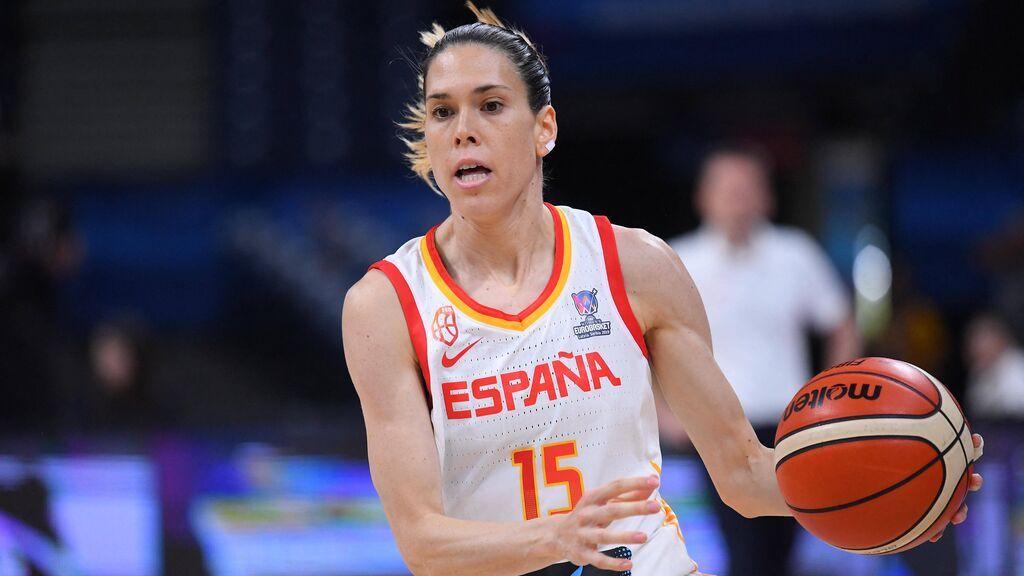 Anna Cruz denuncia el trato del ex seleccionador español de baloncesto.