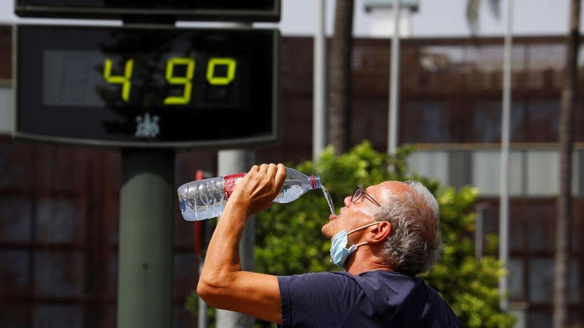 El calor no da tregua con máximas de 46°C este fin de semana: cuatro provincias, en alerta roja