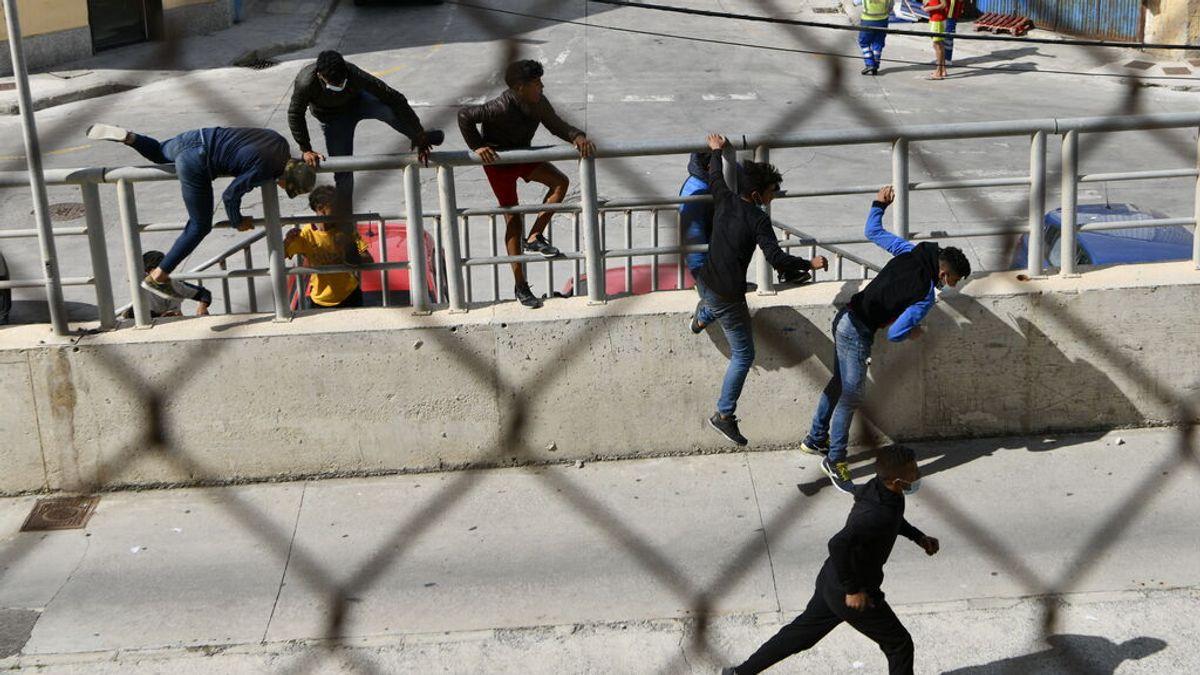 España comienza a repatriar a los menores marroquíes no acompañados de Ceuta
