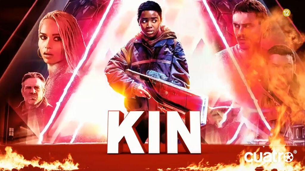 Gran estreno de Kin, el lunes a las 22:45 horas en el Blockbuster de Cuatro