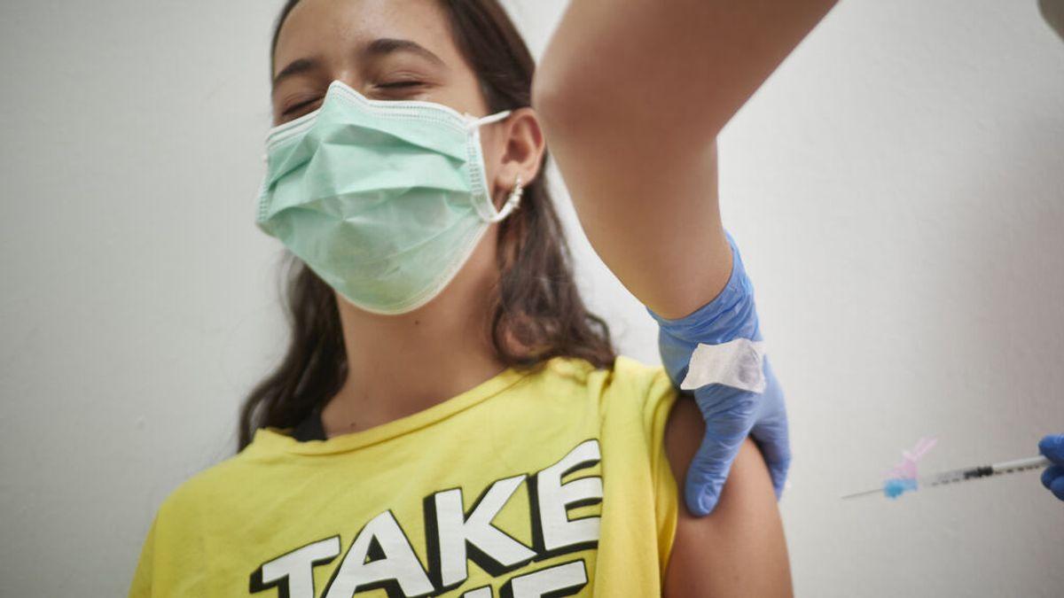 La vacunación de adolescentes se duplica a tres semanas de la vuelta a las clases