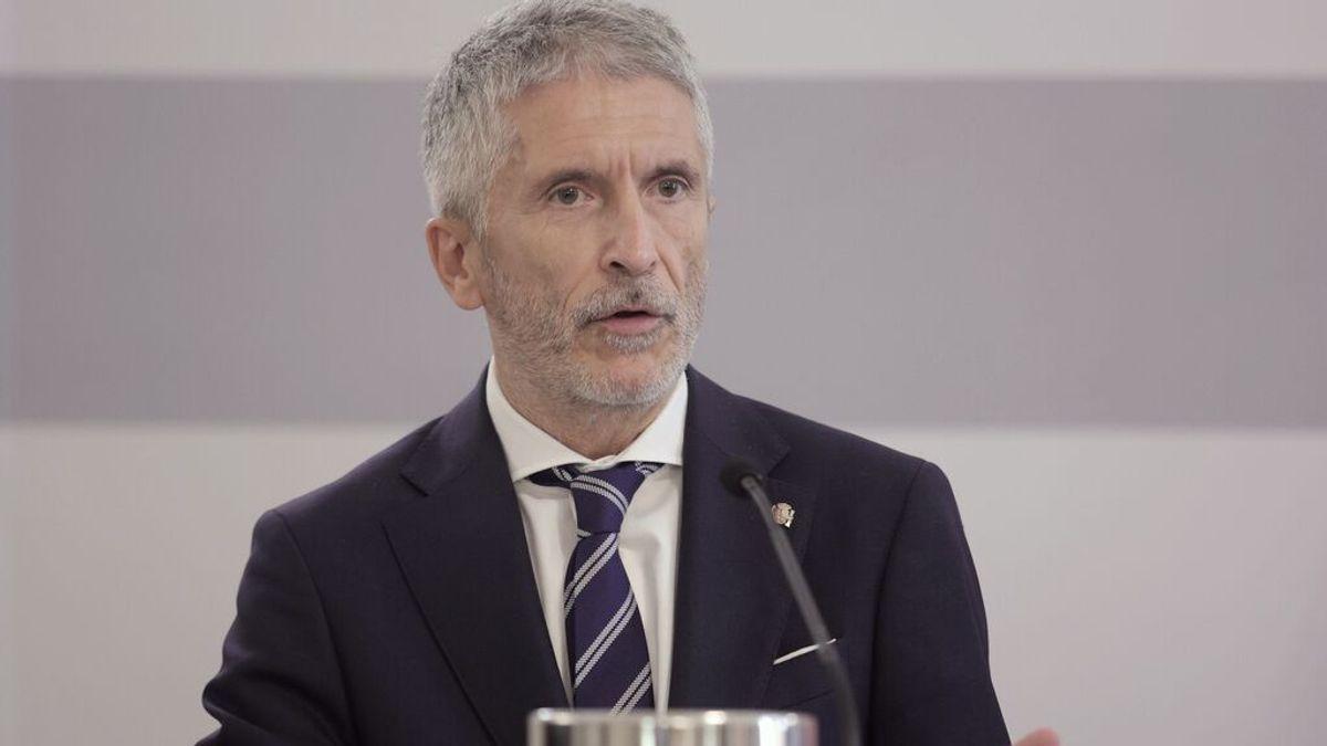 Fernando Grande Marlaska, Ministro de Interior
