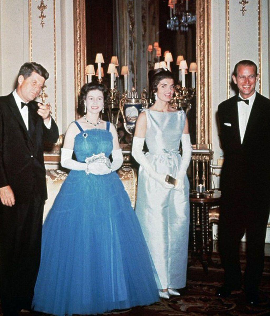 Los Kennedy en Reino Unido