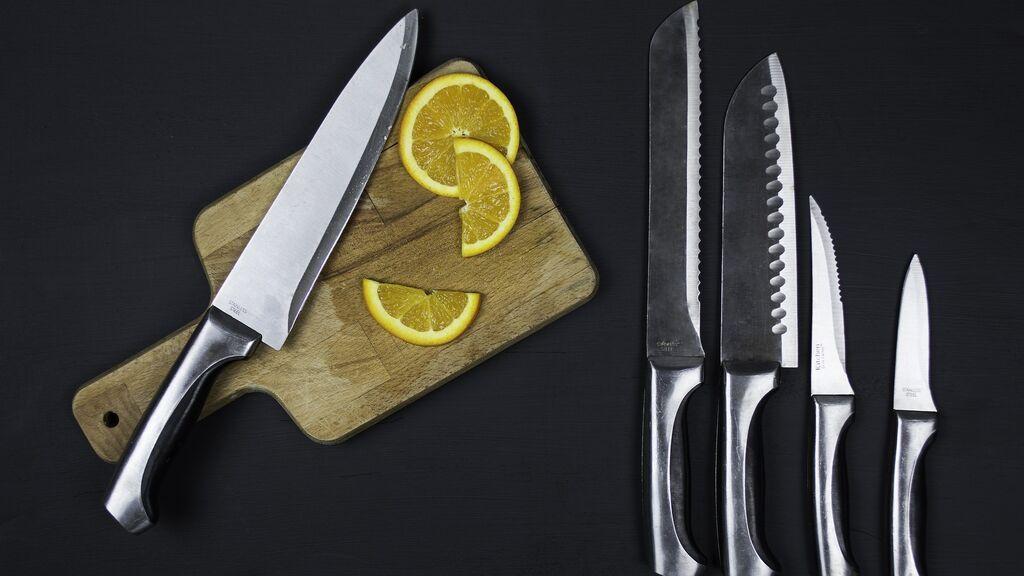 Cómo afilar un cuchillo y qué herramientas utilizar