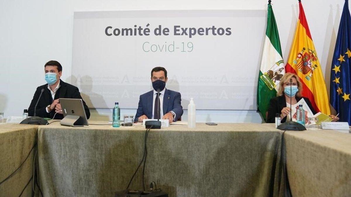 El TSJA ratifica toques de queda como medida sanitarias de urgencia en Andalucía