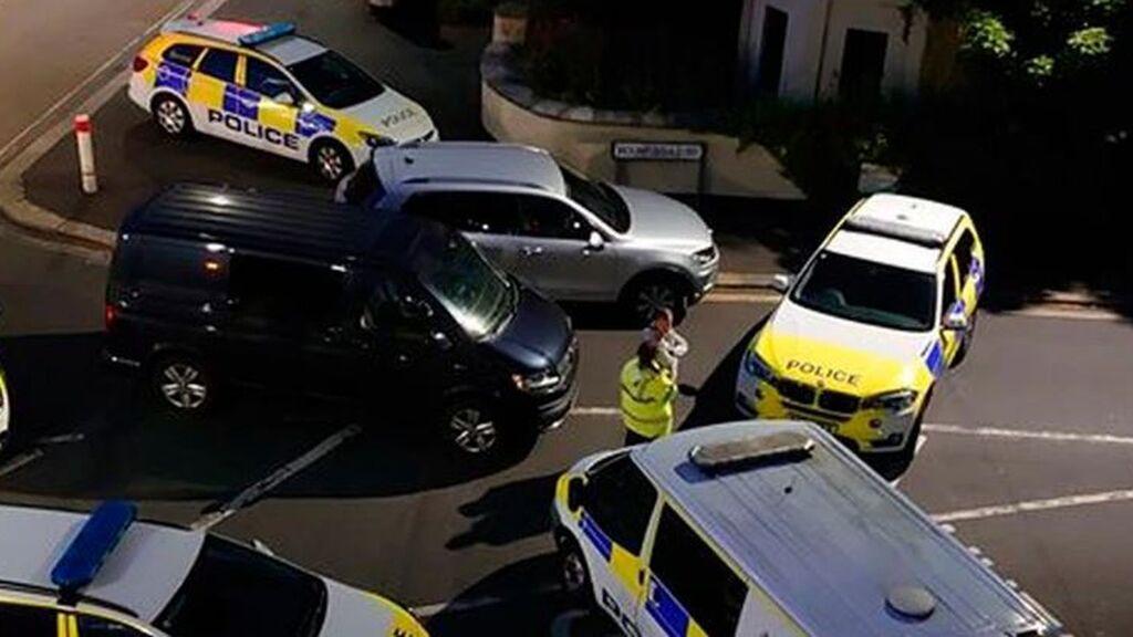 Varios muertos y heridos en un tiroteo en la ciudad de Plymouth