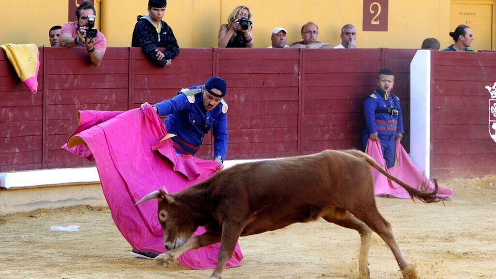 Suspenden el 'Bombero Torero' en Granada tras el aviso de la Junta y Vox amenza con llevarlo a los tribunales