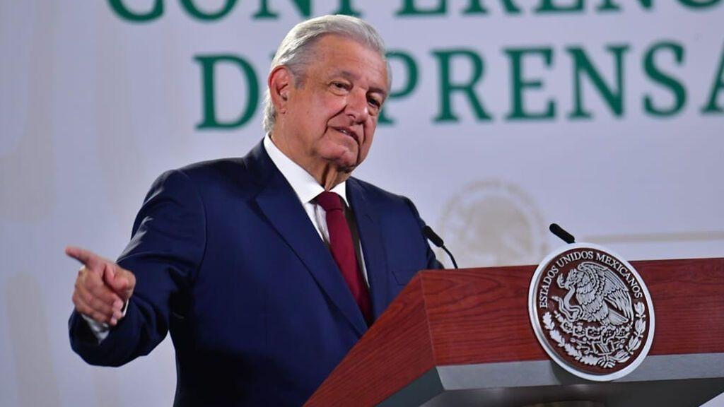 """López Obrador sostiene que la conquista de fue """"un rotundo fracaso"""""""