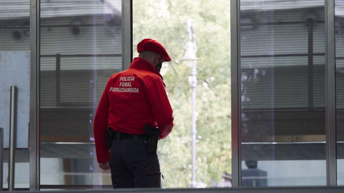 Muere una persona durante una actuación de la Policía Foral en un local de hostelería en Navarra