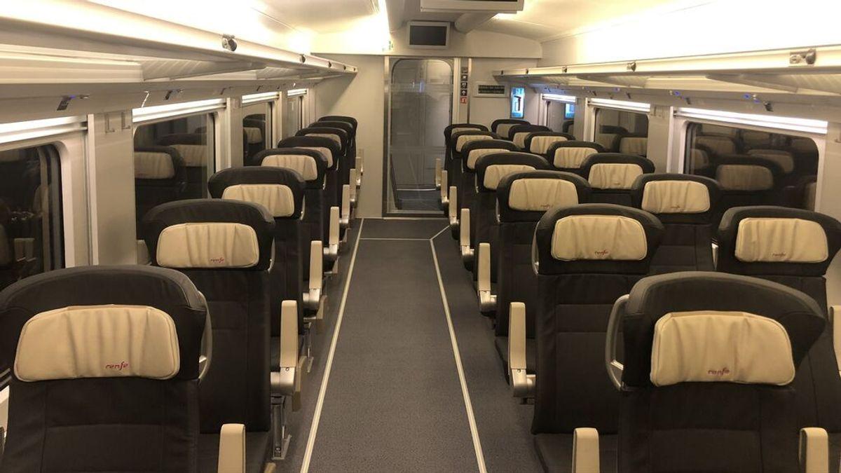 Decenas de pasajeros achicharrados sin aire acondicionado en un tren en plena ola de calor
